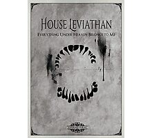 House of Leviathan Photographic Print