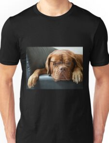 Bordeaux Dog Unisex T-Shirt