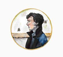 Sherlock watercolor Classic T-Shirt