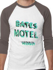 Bates Motel T-Shirt Men's Baseball ¾ T-Shirt