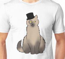 Tophat Cat Unisex T-Shirt
