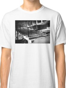 Derelict stairs Classic T-Shirt