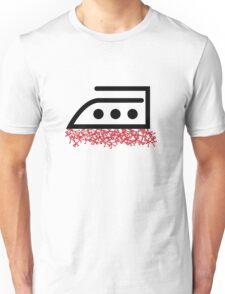 Ironing Icon Unisex T-Shirt