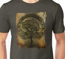 celtic tree of life with runes  Unisex T-Shirt