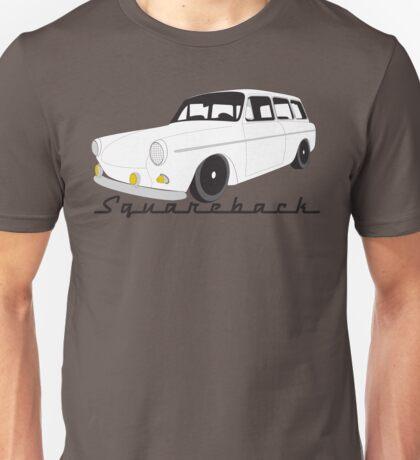 Squareback Unisex T-Shirt