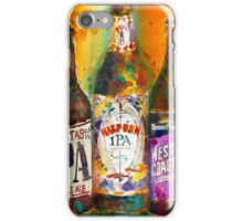 Lagunitas IPA, Harpoon IPA, West Coast IPA  iPhone Case/Skin