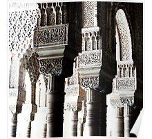 Alhambra, Granada Poster