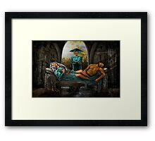THE OPPERTUNISTS Framed Print