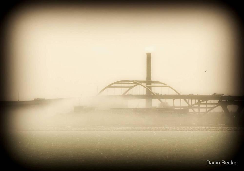 Hoan Bridge © by Dawn M. Becker