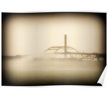 Hoan Bridge © Poster