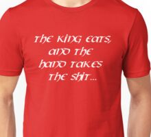 The King And The Hand Unisex T-Shirt