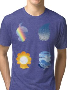 Castform used Weather Ball Tri-blend T-Shirt