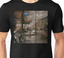 City - Amsterdam NY -  Call 666 for Taxi 1941 Unisex T-Shirt