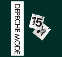 Depeche Mode : Little 15 - 1  by Luc Lambert