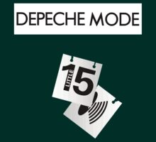Depeche Mode : Little 15 - 2 by Luc Lambert