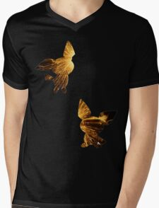 The Pichu Brothers used Spark Mens V-Neck T-Shirt
