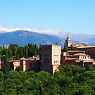 The Alhambra, Granada by CourtneyAnne82