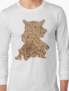 Cubone used Bone Rush Long Sleeve T-Shirt