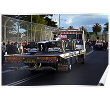 Towed - Williams Poster