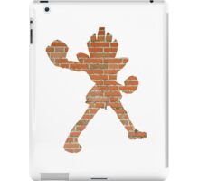 Hitmonchan used Mach Punch iPad Case/Skin