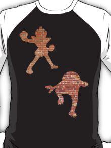 Hitmonlee and Hitmonchan T-Shirt