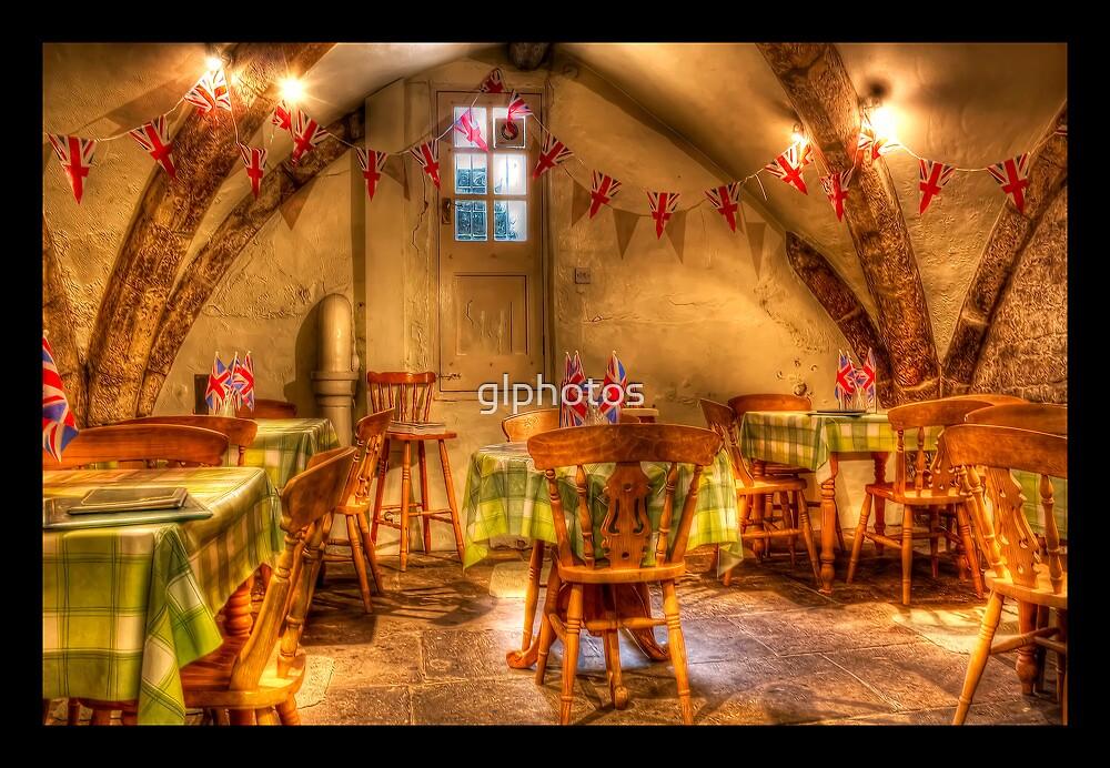 the cellar under the ice cream shop  by glphotos