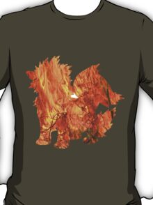 Archanine used Flame Wheel T-Shirt