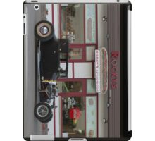 Hot Rod and 50's Diner iPad Case/Skin