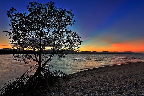 Trinity Sunset by Peter Doré