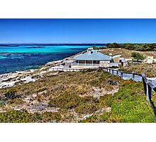 Lighthouse Keeper's Home - Rottnest Photographic Print