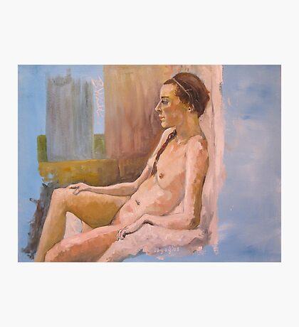 Nude Study Breonna Photographic Print