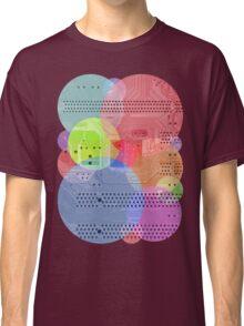Techy Circles Classic T-Shirt