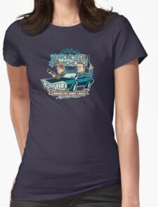 A Family Business Womens Fitted T-Shirt