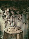 A Good Night For Ouija  by John Dicandia ( JinnDoW )
