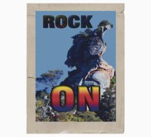 ROCK ON by Jon de Graaff