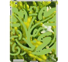 cypress bush iPad Case/Skin