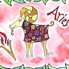 Aries by Deb Coats