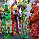 Many Mummers by KarenDinan