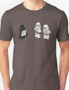 STORMTROOPERS KICK ME STAR WARS   T-Shirt