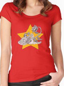 Hero Worship Women's Fitted Scoop T-Shirt