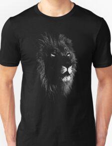 africa lion, lion black shirt T-Shirt