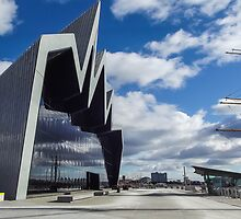 Riverside Museum 2 by Stevie B
