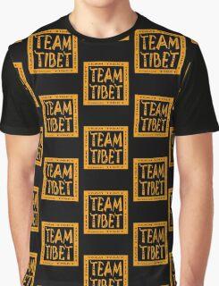 Team Tibet Graphic T-Shirt
