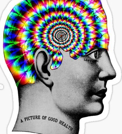 Mentality Sticker