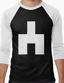 Black Mirror - White Bear Men's Baseball ¾ T-Shirt