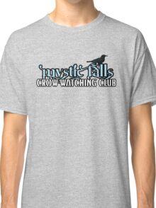Mystic Falls Crow Watching Club Classic T-Shirt