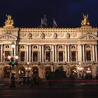 Palais Garnier by Elena Skvortsova