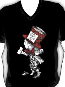 Scottish Mad Hatter T-Shirt T-Shirt