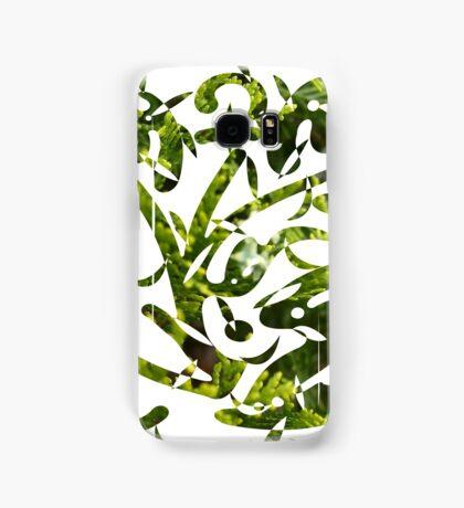 cypress decoration Samsung Galaxy Case/Skin