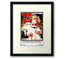 Dawn of the Dolls - Charlotte Framed Print